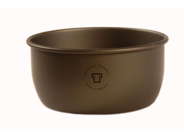 Trangia casserole 1litre Trangia27 anodisé Alu a-adhésive 14,5cm